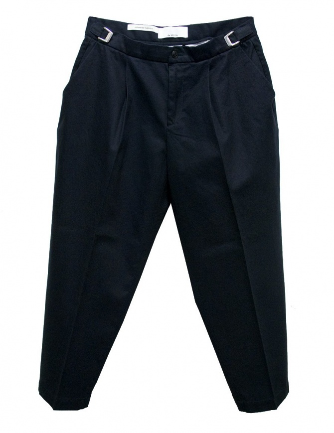 Cellar Door Leo T blue trousers LEOT-B138-65 mens trousers online shopping