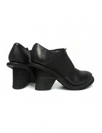 Guidi 6003E black leather shoes price