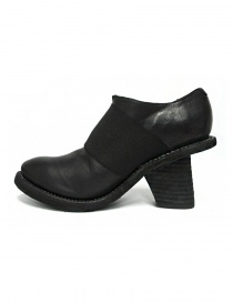 Guidi 6003E black leather shoes