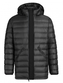Parajumpers Toudo black parka coat mens coats buy online