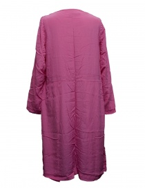 Casey Casey fuchsia silk tunic dress