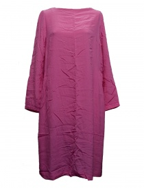 Casey Casey pink silk dress 09FR182-CHINE-PINK