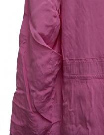 Casey Casey fuchsia silk tunic dress womens dresses buy online