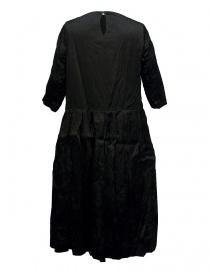 Casey Casey organza black dress 09FR172-ORGANZA-BLK