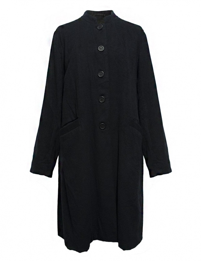 Cappotto Casey Casey navy 05FM24C-NAVY cappotti donna online shopping