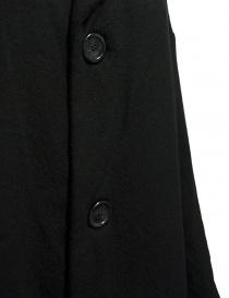 Cappotto Casey Casey colore nero prezzo