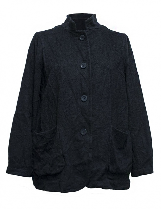 Giacca Casey Casey in cashmere colore blu navy 09FV101-CASH-NAVY giacche donna online shopping