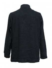 Giacca Casey Casey in cashmere colore blu navy acquista online