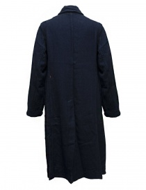 Casey Casey workwear style navy coat