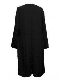 Casey Casey black silk tunic dress