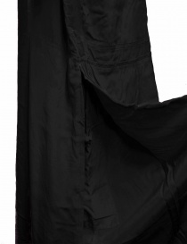 Casey Casey black silk tunic dress womens dresses buy online
