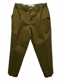 Pantalone Cellar Door Leo T colore sabbia LEOT-B138-7