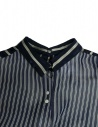 Camicia oversize Rito a righe blu 0777RTW106B-NVY-SHIRT prezzo
