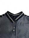 Rito oversize blue stripes shirt 0777RTW106B-NVY-SHIRT price