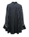 Rito oversize blue stripes shirt shop online womens shirts
