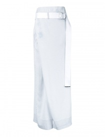 Womens trousers online: Rito light gray trousers