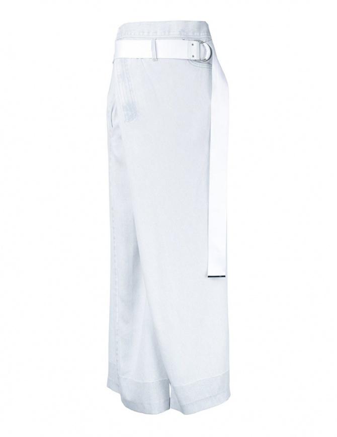 Pantalone Rito colore grigio tenue 0777RTW002P-LGY-PANT pantaloni donna online shopping