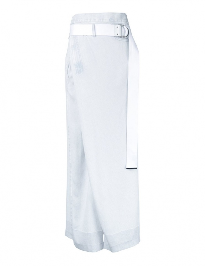 Rito light gray trousers 0777RTW002P-LGY-PANT womens trousers online shopping