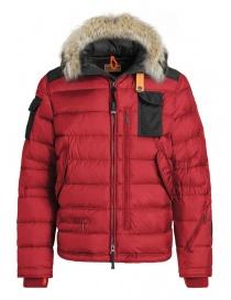 Parajumpers Skimaster dark red down jacket PMJCKML01SKIMASTER-M511 order online