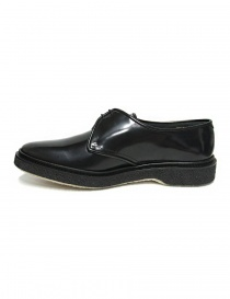 Adieu Type 1 shiny black leather shoes