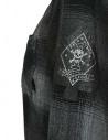 Camicia a quadri Rude Riders colore grigio scuro P94404-85145-SHIRT prezzo