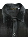 Rude Riders patched and checked dark grey shirt P94404-85145-SHIRT buy online