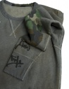 Rude Riders gray patched sweater P94170-53805-SWEATER price