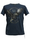 T-shirt Rude Riders colore navy acquista online P94074-44529-T-SHIRT