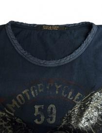 T-shirt Rude Riders colore navy prezzo