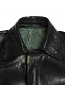 Carol Christian Poell Scarstitched 2498 horse leather jacket mens jackets buy online