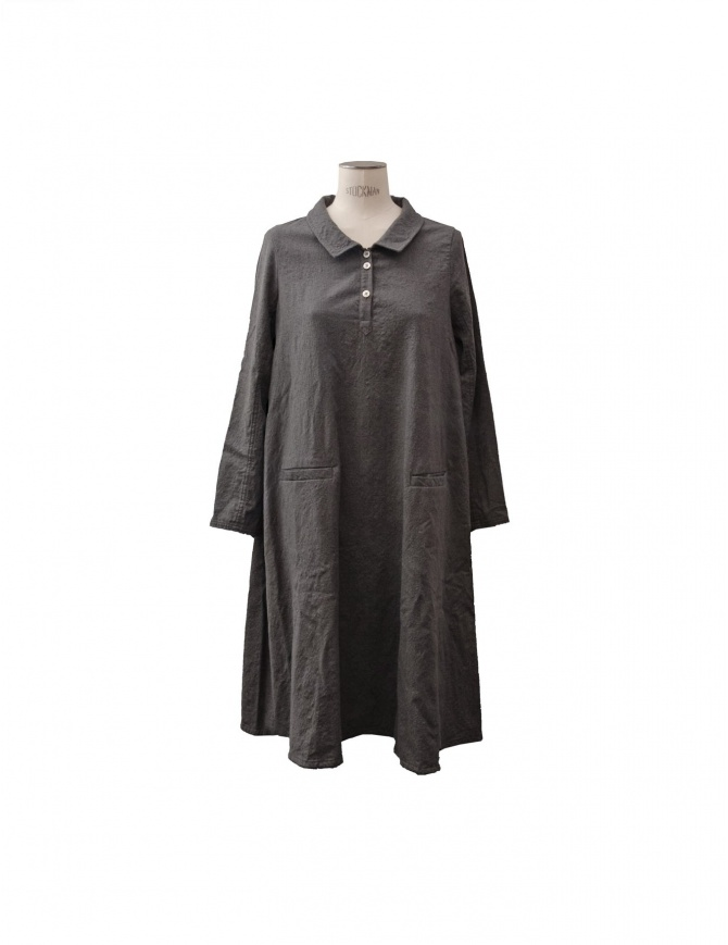 Abito Casey Vidalenc lana grigio FR196 GREY abiti donna online shopping