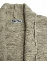 Cardigan Fuga Fuga in lana colore beige FAGA-127-31 prezzo