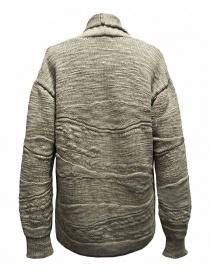 Cardigan Fuga Fuga in lana colore beige acquista online