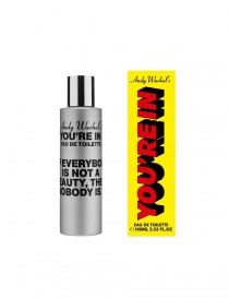 Comme Des Garcons Andy Warhol's You're In (Beauty) eau de toilette