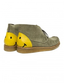 Kapital Wallaby grey suede leather shoe price