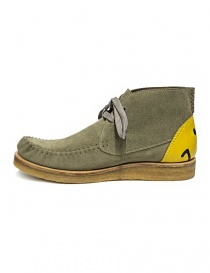 Kapital Wallaby grey suede leather shoe buy online
