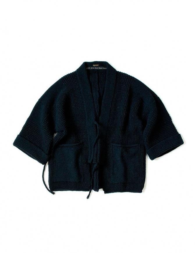 Kapital wool blue kimono jacket EK-578-NAVY-JACKET womens suit jackets online shopping