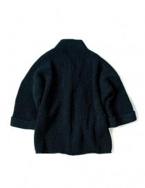 Giacca kimono Kapital in lana blu giacche donna acquista online