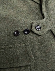 Haversack Attire light green coat mens coats buy online