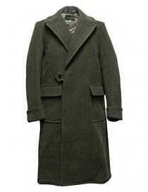 Cappotto Haversack Attire colore verde chiaro online