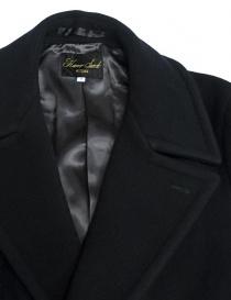Cappotto Haversack Attire colore navy prezzo