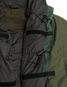 Kapital Kamakura green and grey anorak jacket K1710LJ162-KHAKI.PARKA buy online