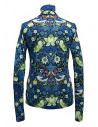 Beautiful People turtle neck blue fantasy pullover shop online womens knitwear