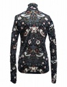 Beautiful People turtle neck black fantasy pullover shop online womens knitwear