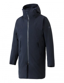 Cappotto Allterrain by Descente Thermo Insulated colore verde navy