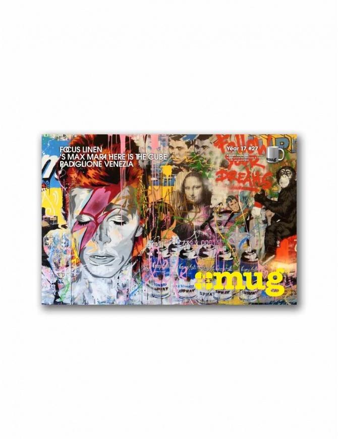 Mug Magazine issue 27, luglio 2017 MUG27 riviste online shopping