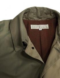 Cappotto Haversack colore beige prezzo