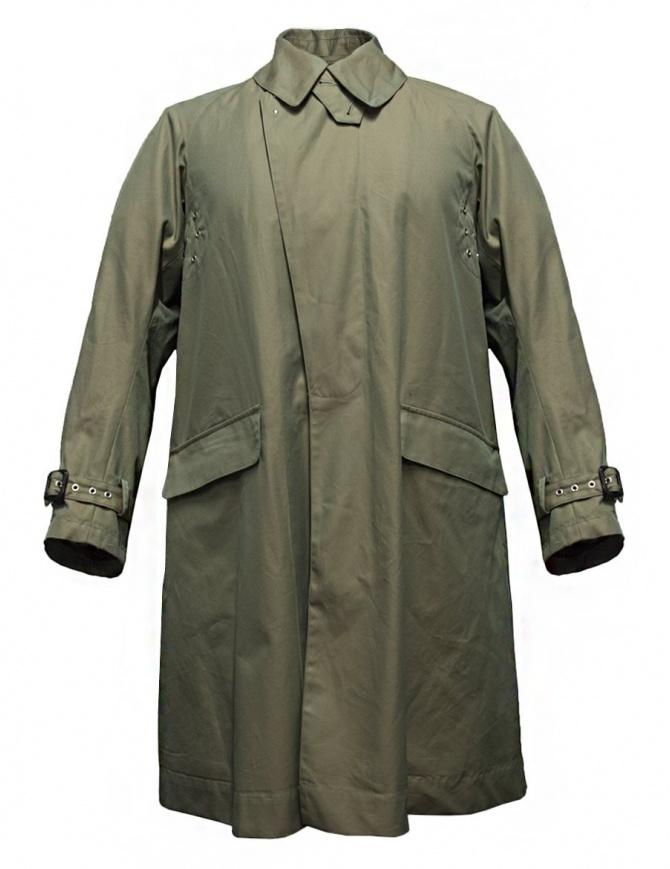 Cappotto Haversack colore beige 471726-43-COAT cappotti uomo online shopping