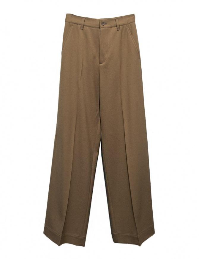 Cellar Door Gaia beige trousers 34IDGAIA-B186-COL-3 womens trousers online shopping