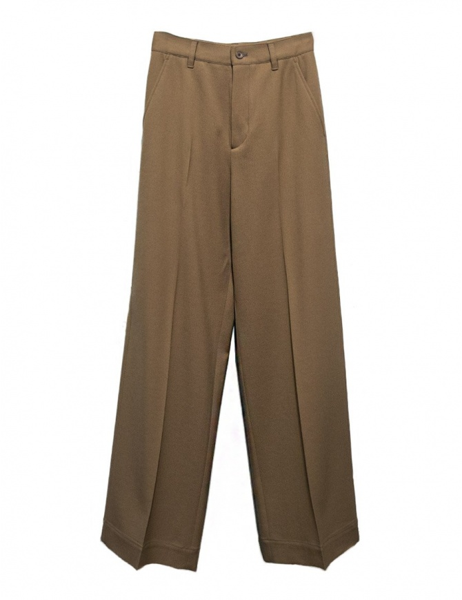 Pantalone Cellar Door Gaia colore beige 34IDGAIA-B186-COL-3 pantaloni donna online shopping